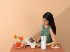 集米膳食杯,一人食迷你多功能破壁料理机,生活多重滋味。