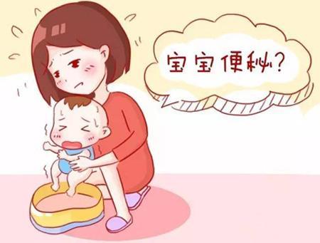 宝宝便秘怎么办?注意帮助宝宝养成好习惯!