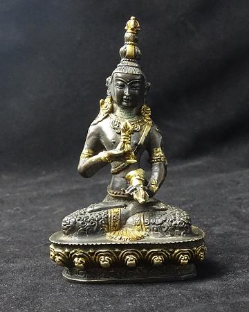 精品推荐:清代金刚佛像和明代度母佛像一组