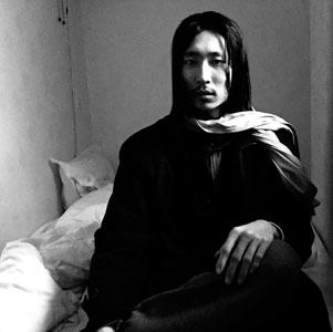 中国90后新锐画家李督灵,辽宁省国画院特约