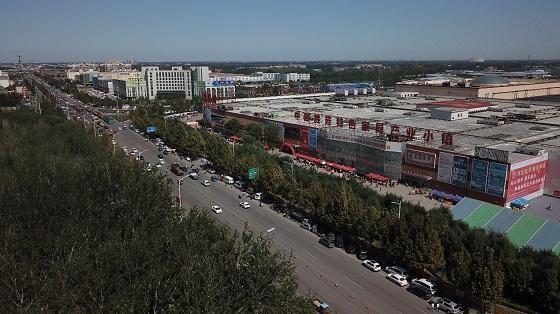 """""""大""""不一样的泛家居国际商业综合体——中国胜芳全球特色家具国际博览中心实访"""