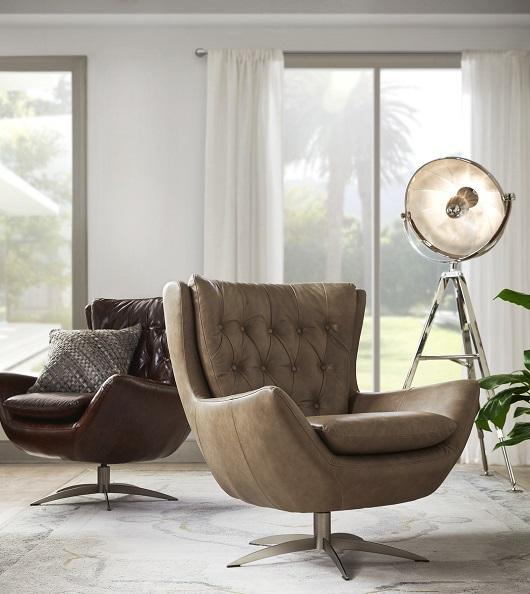 在Harbor House转椅上,遇见风靡60年的设计