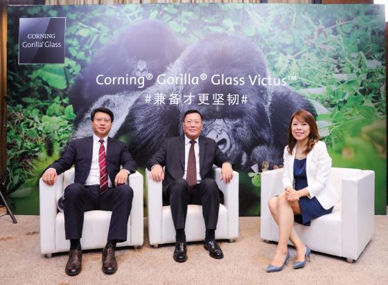康宁推出迄今为止最坚韧的大猩猩玻璃