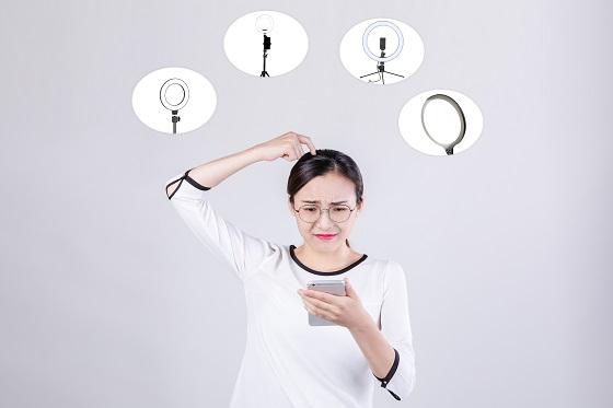 不懂直播灯怎么选购,AIXPI教你怎么选