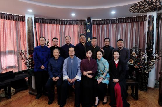 """2020中国古琴文化艺术交流会暨""""太古遗音""""古琴巡演音乐会盛大举行"""