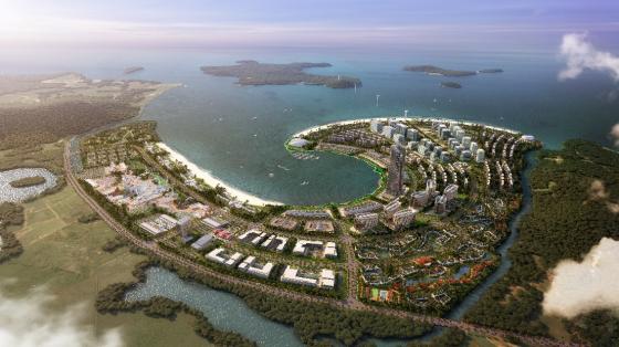 """太子集团携手盛裕推进柬埔寨可持续发展,倾力打造 """"云壤城""""项目"""