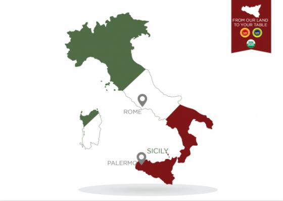 地中海的液體黃金-西西里橄榄油Asaro Olive di Sicilia